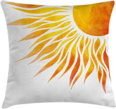 Canvas Throw Pillow
